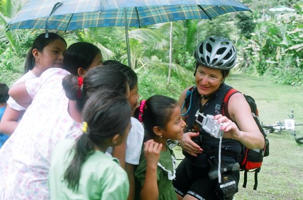 Temple-to-Temple race, Belize