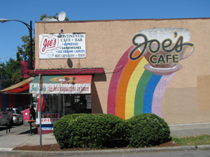 Joes on Commercial Drive