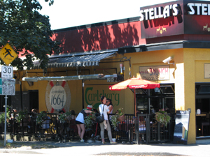 Stellas Commercial Drive