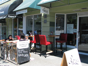 Theresas Commercial Drive