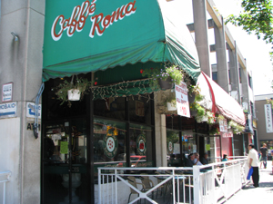Cafe Roma Commercial Drive