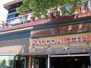 Falconettis Commercial Drive