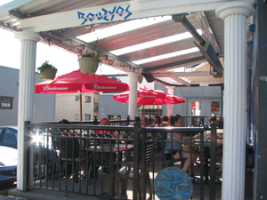 Bouzyos on Commercial Drive