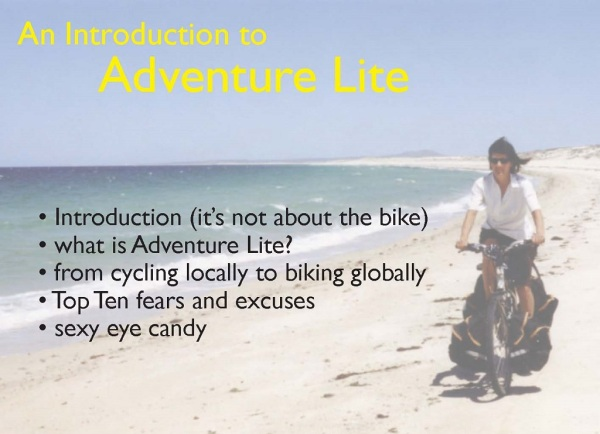 Title slide says