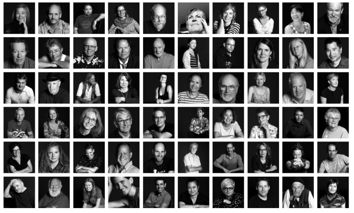 60 faces of cycling advocates in Vancouver